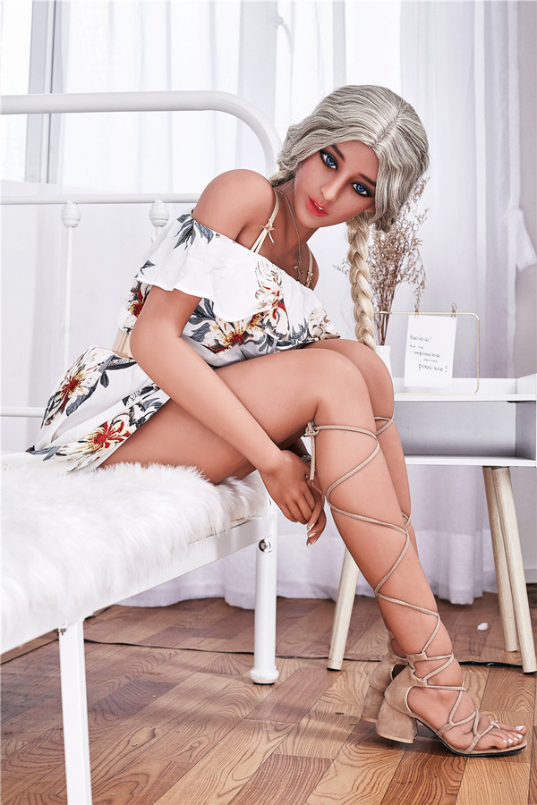 E-Cup Große brust Sex Doll