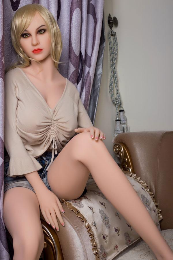 165cm große Transen-Liebespuppe