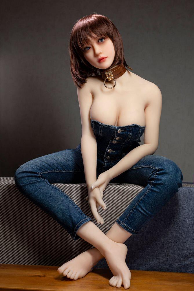 168cm Brielle TPE Real Liebespuppen in Lebensgröße als