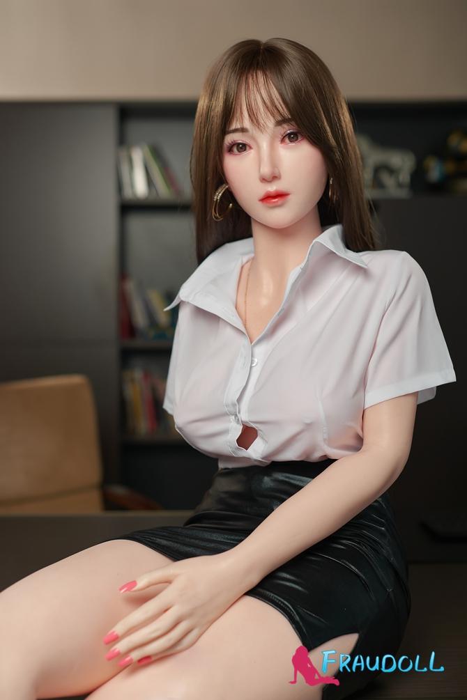 Lebensechte Real Dolls 163cm