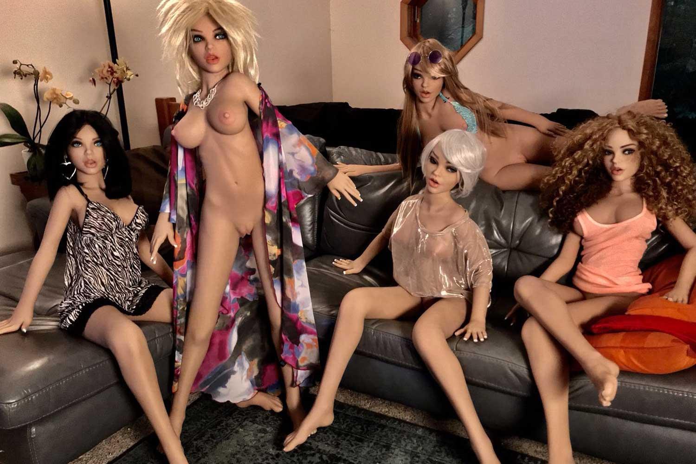 TPE Sex Puppen Kaufen