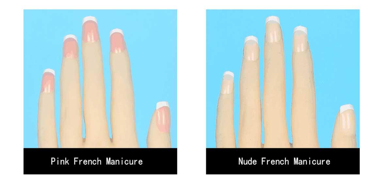 Teint Fingernägel